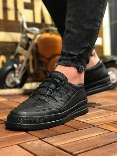 Chekich CH040 ST Erkek Ayakkabı SIYAH Siyah